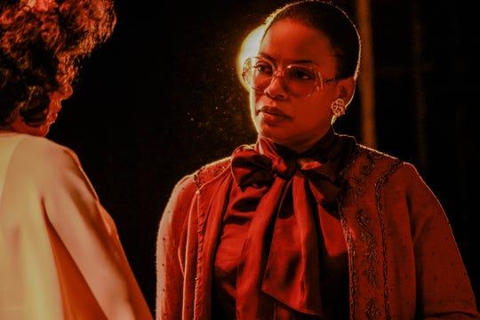 """Aunjanue Ellis stars as Mattie in """"The Clark Sisters: First Ladies of Gospel."""""""