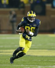 Former Michigan quarterback Devin Gardner played two years in Japan's X-League.