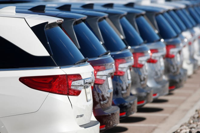 Michigan auto dealerships will be allowed to make online sales during the COVID-19 pandemic. The state had been one of only four that banned all sales of new vehicles.