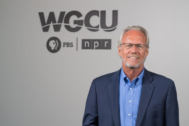 Rick Johnson, General Manager, WGCU Public Media.