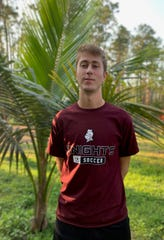 Seacrest Country Day senior Christian Fischer will sign a National Letter of Intent to play soccer at Bellarmine University on Wednesday on Facebook Live.
