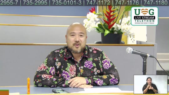 """The University of Guam held a livestream telethon, """"Tritons for COVID-19 Relief,"""" April 8"""