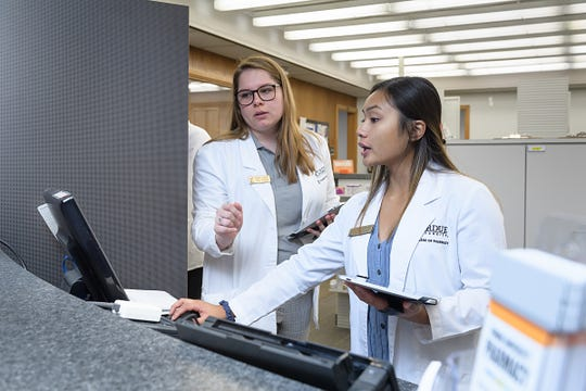 Pharmacy workforce concerns as a result of COVID-19 prompted the College of Pharmacy to request early graduation for its entire class of fourth-year students. The Board of Trustees approved the request on Thursday.