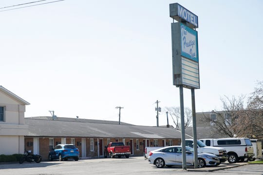The Prestige Inn, 1217 Sagamore Parkway West, Thursday, April 9, 2020 in West Lafayette.