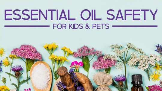 Essential oil safety for kids and pets will be the topic of an online event hosted by Manitowoc Public Library.