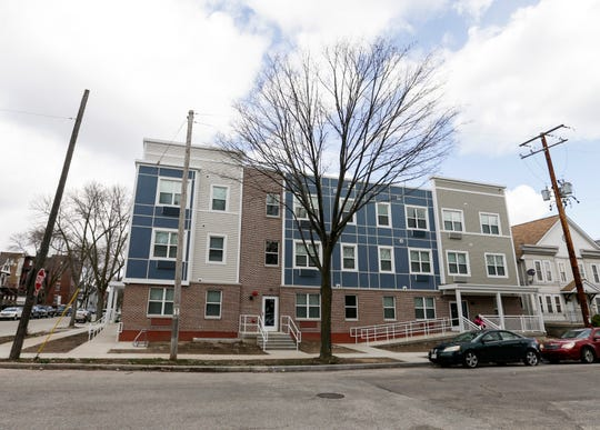 Clarke Square, at 2330 W. Mineral St., is among Milwaukee's newest affordable apartment developments. The federal government's response to the coronavirus pandemic could include more funding for affordable housing.