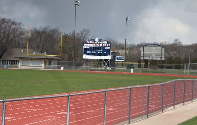 Brookfield East High School has gone virtual this week due to a number of staff members testing positive for COVID-19.