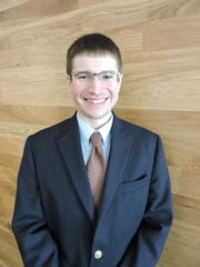 Joel Rhodes has worked for EY since September.
