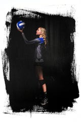 Barron Collier's Lisa Dunleavy was the 2012 Naples Daily News Volleyball Player of the Year