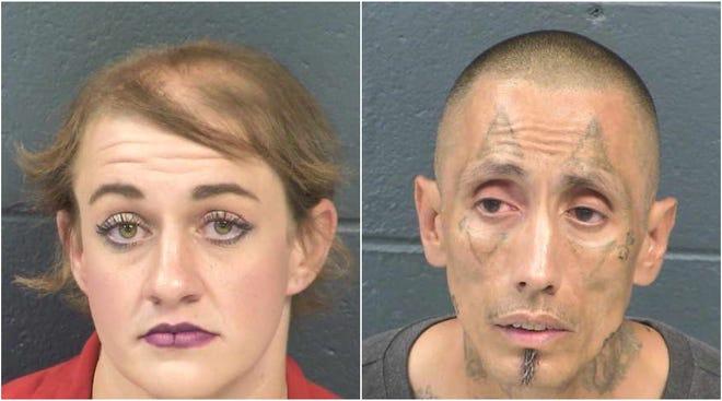 Sarah Virginia Brewer and Alexander Gonzales