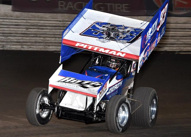The  World of Outlaws NOS Energy Drink Sprint Car Series and Vado Speedway Park officials have decided to cancel the event scheduled for April 24-25.