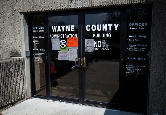 Wayne County Administration Building