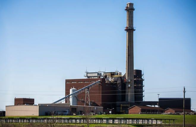 The Richmond Power & Light facility. PI File.