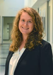 Dr. Katie Harmer, class of 2020, family medicine, University of Rochester School of Medicine and Dentistry