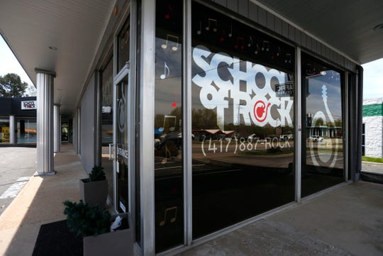 School of Rock on Sunshine Street in Springfield has closed permanently due to the COVID-19 pandemic.
