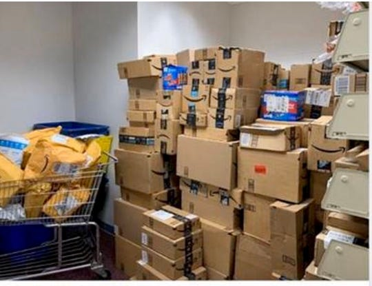 More than 345 packages have been sent by FSU donors through Amazon to replenish the student food pantry on campus.