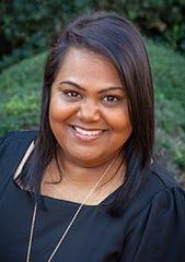 Sarishni Patel, director of Annual Giving, FSU Foundation