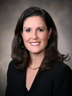"""Amanda Stringer, CEO of the Tallahassee Symphony Orchestra, """" keeps the music playing with the """"TSO At Home"""" virtual series."""