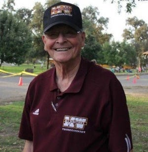 Former Mt. Whitney High School boys basketball coach Bill Kuykendall won 397 games as a head coach. He died on Wednesday.
