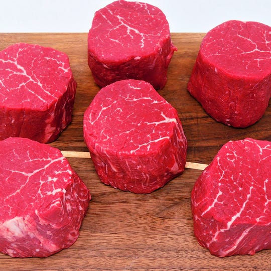 Filet mignon to go is now available from Bronx-based Chefs Warehouse.