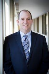 Dr. Evan Kaminer, president of medical staff at Nyack Hospital.