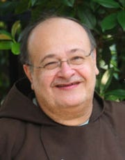 Brother Ronald Giannone is a Capuchin friar and founder/executive director of the Wilmington-based Ministry of Caring.
