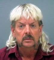 Joe Exotic, a former Oklahoma zookeeper, is serving 22 years in prison for his role in a murder-for-hire plot.