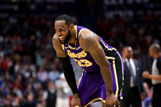 Lebron James Keeps Perspective Amid Nba S Coronavirus Suspension