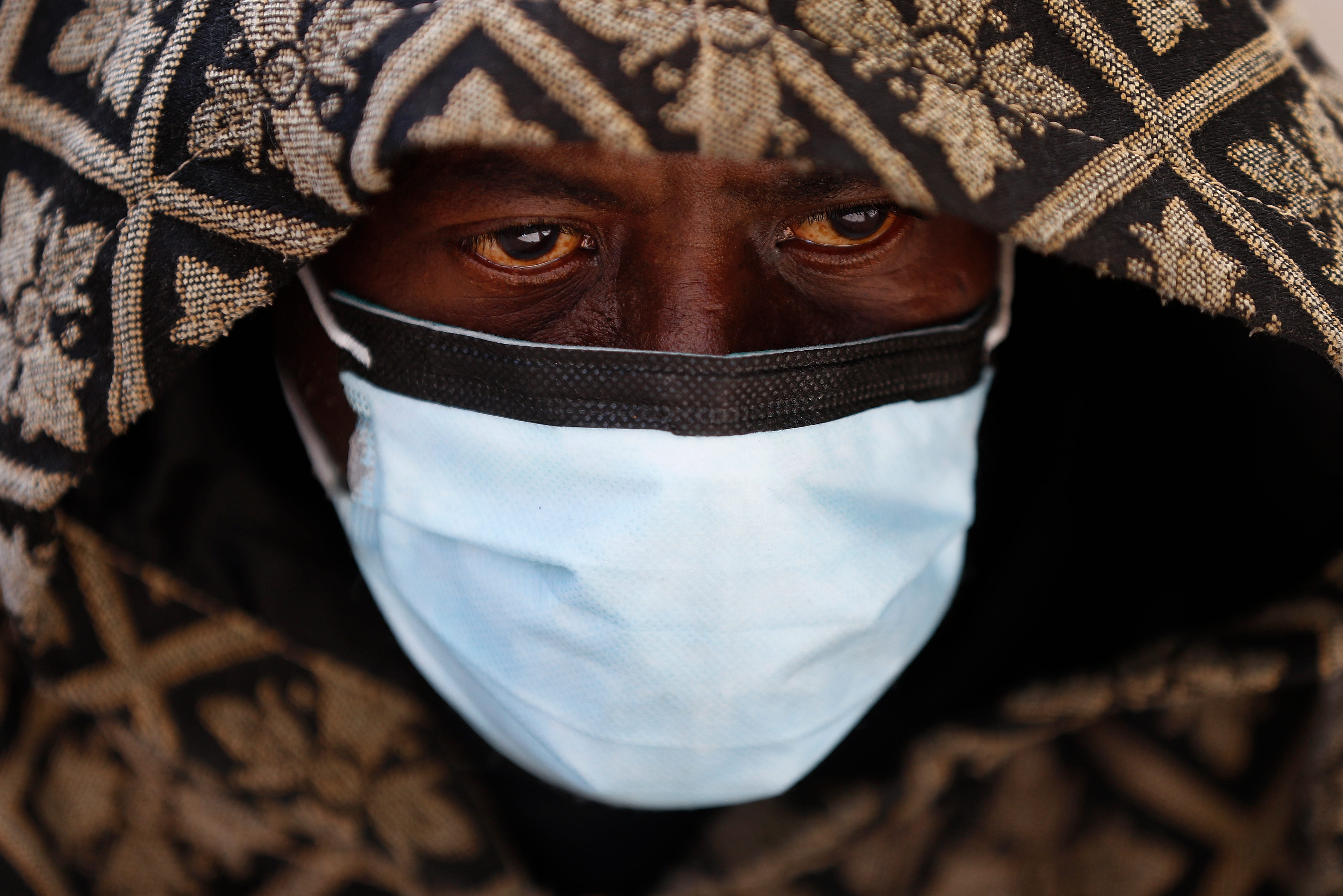 For black Americans, bias seen in coronavirus response is continuation of injustice