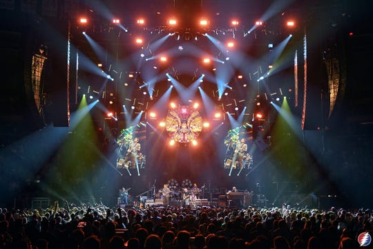 Dead and Company, pictured at Madison Square Garden in New York City on Nov. 12, 2017.