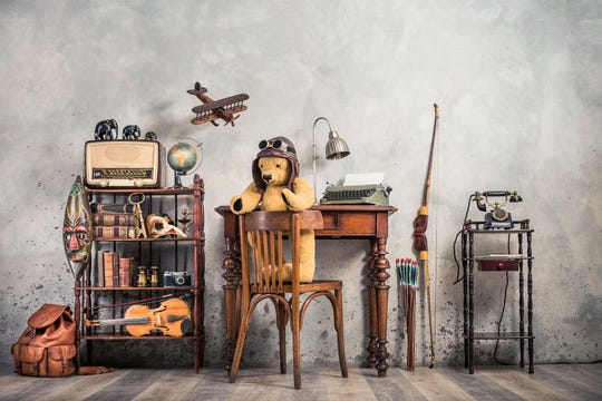 Among the things antique dealers want you to know? They can't pay extra because an item has sentimental value.