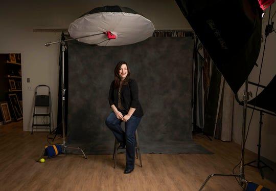 Kerra Fischer is owner of K. Fischer Portraits.