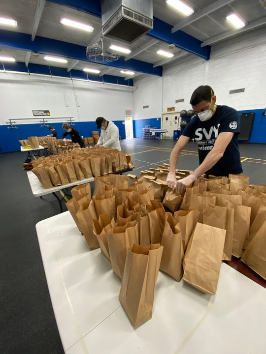 Somerville YMCA, a branch of Greater Somerset County YMCA, is providing free Grab & Go meals to Somerville Public School district children who receive free and reduced lunch to ensure kids have uninterrupted access to healthy and nutritious foods during Spring Break and on Easter.