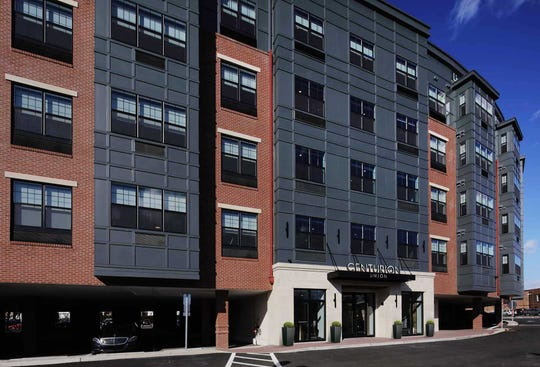 Centurion Union consists of 80 new one and two-bedroom apartments in a five-story building with various amenities at 975 Bonnel Court, Union.