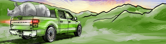 Ford designers create coloring book pages for kids — and they're free | 143x540