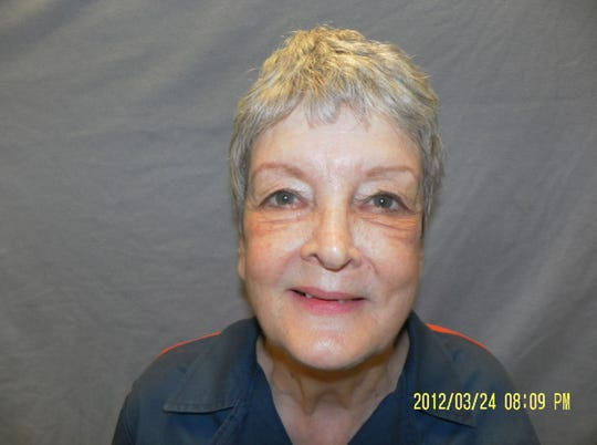 2012 photo of Susan Farrell. Photo credit: Michigan Department of Corrections
