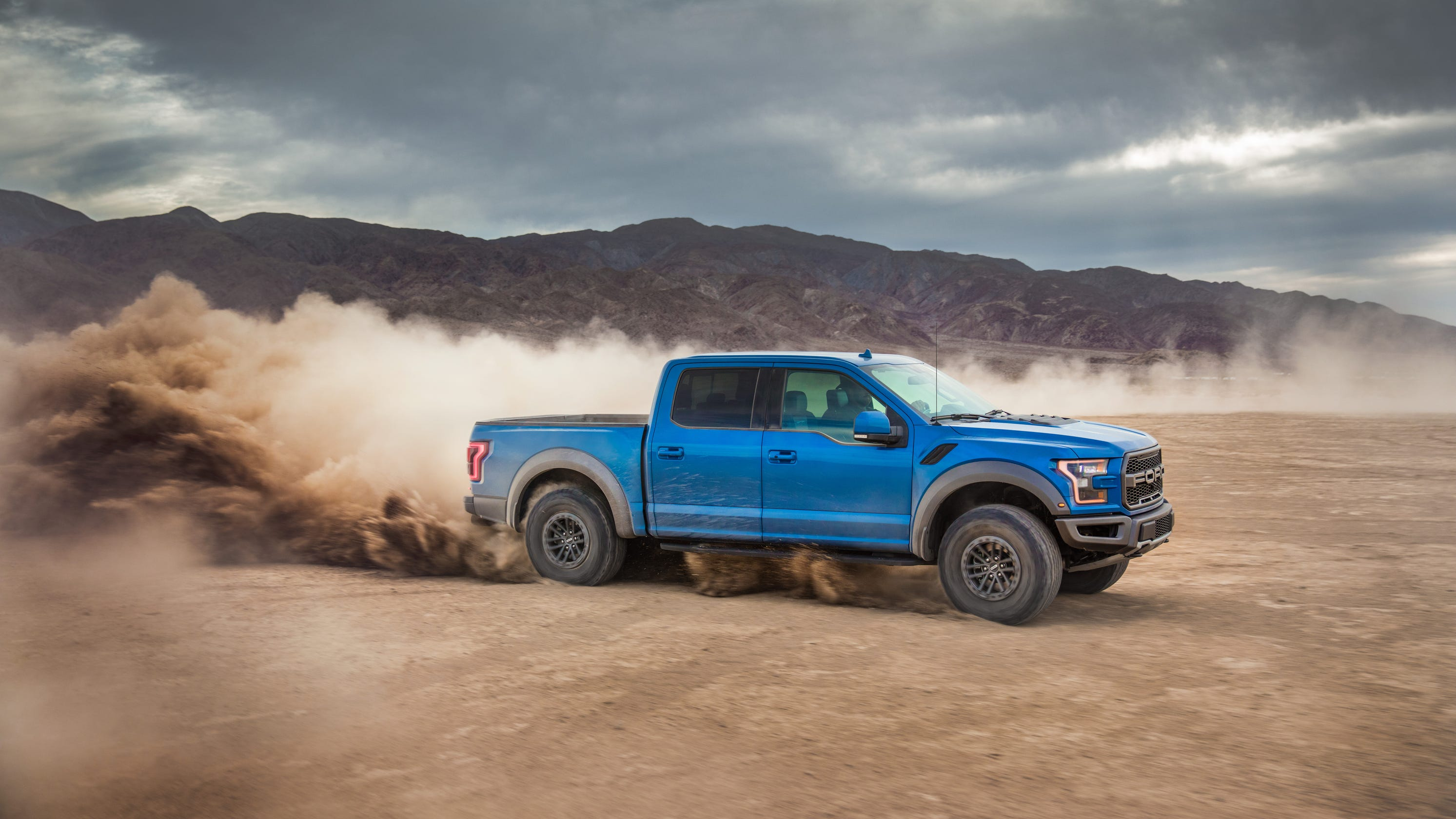 Even popular Ford F-Series hit hard amid plummeting industry sales
