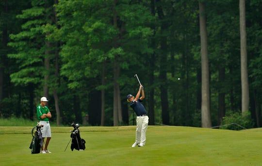 Lyon Oaks in Wixom, like all Michigan golf courses, is shut down by Gov. Whitmer.
