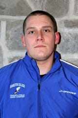 Hamilton College senior Ty Kunzman is a graduate of Elmira Notre Dame.