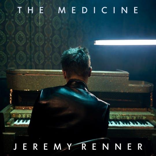 """""""The Medicine"""" by Jeremy Renner"""