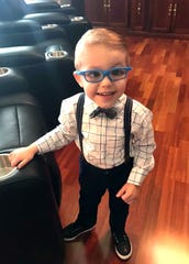 Nolan Levy has received services from MCBDD since he was a little older than 1. At age 3, he was diagnosed with a genetic mutation and doctors said he likely had a stroke in utero, causing cerebral palsy, lazy eye and optical nerve palsy.