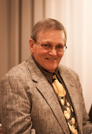 Former sports writer Jim Wharton recently self-published a book that compiles some of his best work and favorite stories over his OPSWA Hall of Fame career.