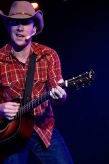 """While Austin Riche was a part of the Carnival Fantasy cast, he was in a show called """"Country Road."""""""