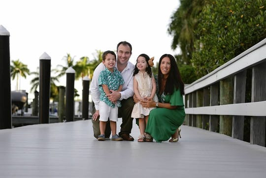 Andrea Ward lives in Fort Myers with her husband and 4-year-old twins. Ward runs swfl_eating_and_drinking, a food blog on Instagram.