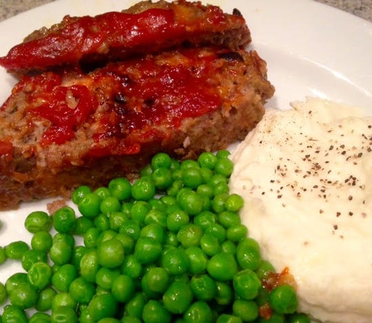 Christine Parmalee's Dishing Memories meatloaf recipe is adapted from a cookbook she's had since third grade.