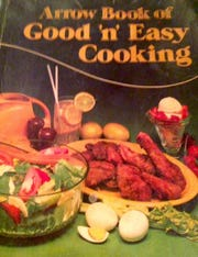 Christine Parmalee purchased this cookbook from a Scholastic catalog when she was in third grade. She still uses it for the meatloaf recipe she shares on her blog, Dishing Memories.
