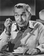 Carl William Demarest as Uncle Charlie O'Casey on the television show My Three Sons.