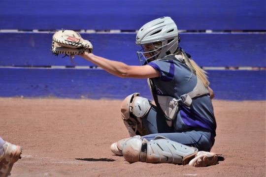 Spanish Springs senior Hunter Travers will play catcher at Columbia next year.
