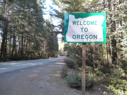 Out of concern for spreading the coronavirus, Oregon officials have closed hunting and fishing in the state to non-residents.