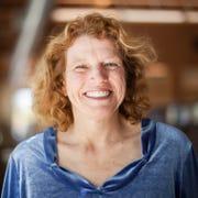 Susannah Morgan, chief executive officer of the Oregon Food Bank
